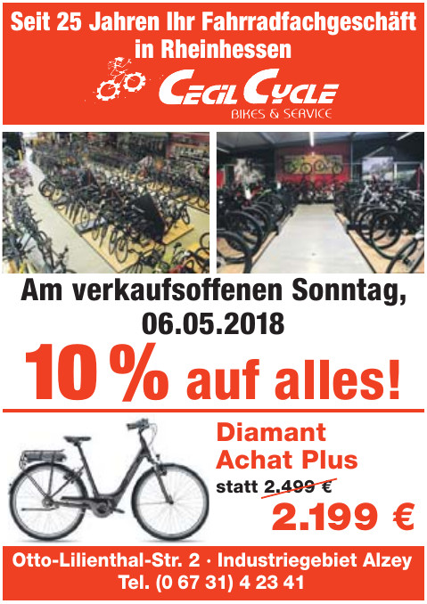 Cecil Cycle Bikes&Service